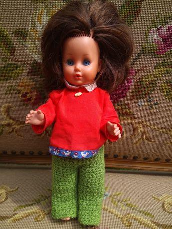 Кукла винтажная schildkrot