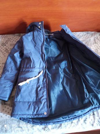 Курточка, парка на девочку 10 лет