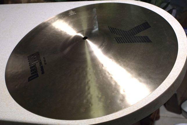 "Тарелка K.Zildjian 18"" Dark Medium Thin Crash USA, ВИДЕО"