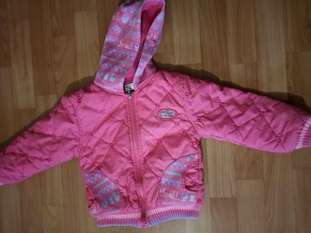 Куртка, курточка до 3 лет