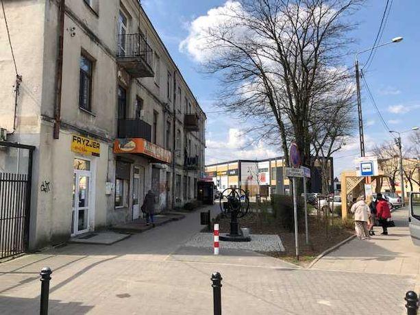 Bezpośrednio wynajmę lokal użytkowy 33 m2  w ścisłym centrum Otwocka.
