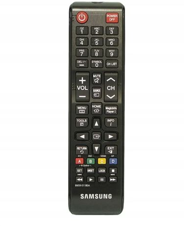 Pilot TV Samsung LED Smart TV Hub do Samsunga