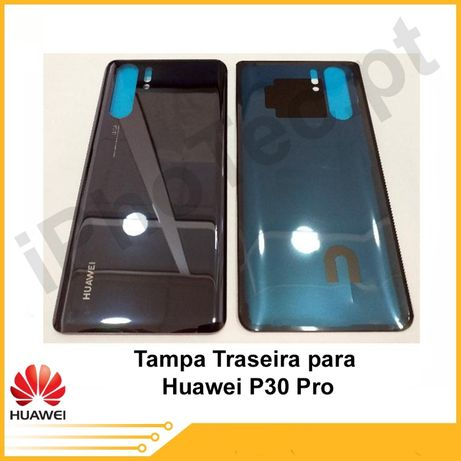 Tampa Traseira Huawei 30 PRO Preta