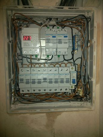 Электромонтажные работы. Электропроводка в новых квартирах
