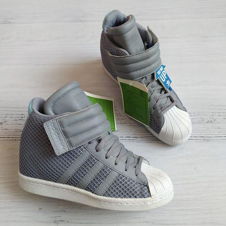 НОВЫЕ  Adidas superstar р38 по стельке 24.5см. цена850грн