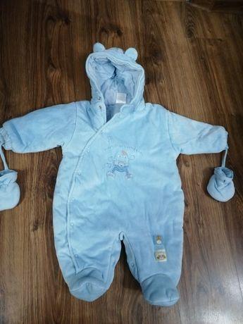 Kombinezon niemowlęcy rozmiar 68-74