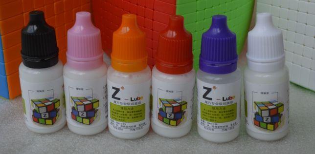 Смазка силикон для кубика Рубика Z-LUBE (аналог MARU).