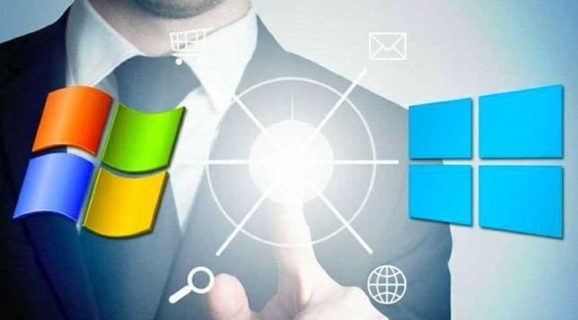 Переустановка Windows Виндовс, настройка, чистка, ремонт компьютера