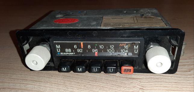 Автомобильный радиоприёмник BLAUPUNKT Munster ARI. Рабочий!!!