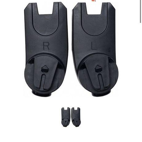 Адаптеры для автокресла и  коляски mima