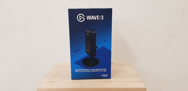 Elgato Wave:3 лучший USB микрофон