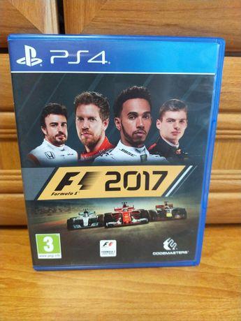 F1 2017 PS4 stan idealny