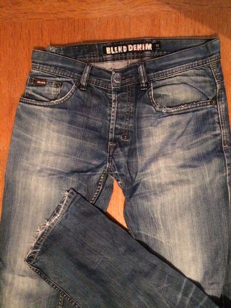 Spodnie jeansowe męskie rozm. 32 używane