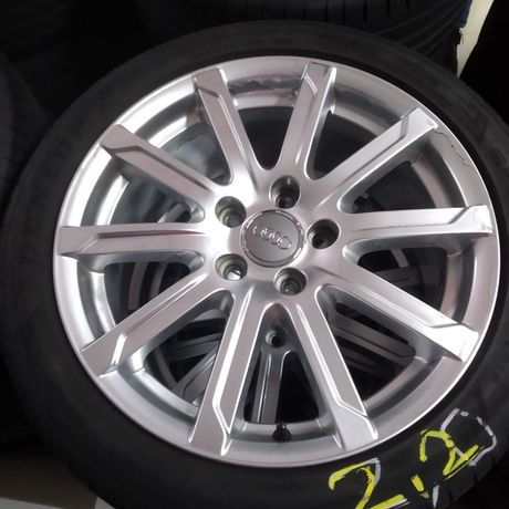 Диски Audi 5x112/R17/7.5J/ET56