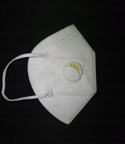 Maseczka Maska KN95 ffp2 z zaworem Najtaniej !!