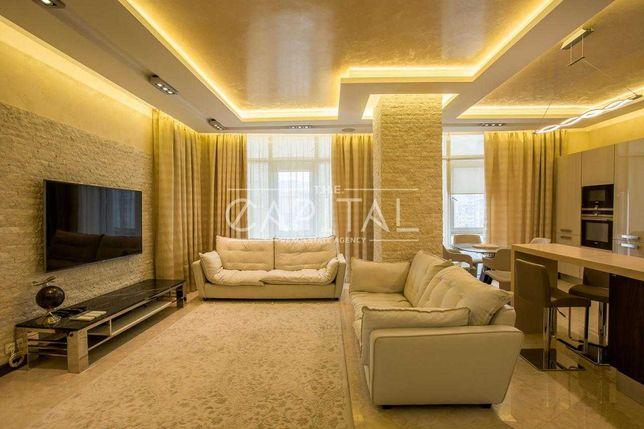 Аренда 3-комнатной квартиры 110м2 в ЖК Бульвар Фонтанов