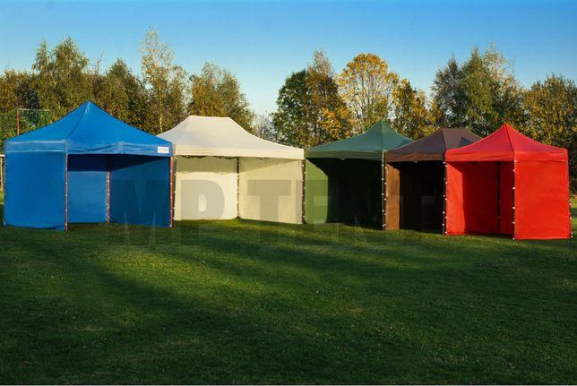 NAMIOT ekspresowy, pawilon ogrodowy 3x3m, 7 kolorów! NOWA JAKOŚĆ!