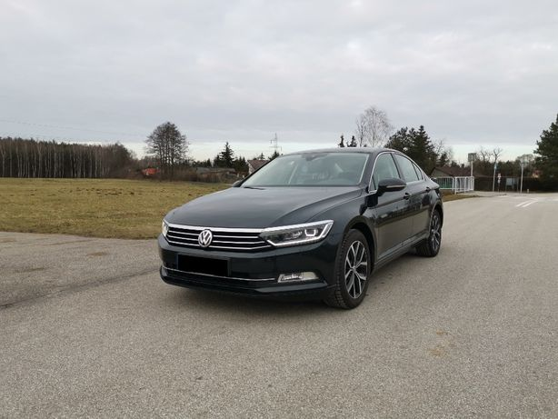 Volkswagen Passat Salon Polska 2.0TDI 150KM bez adblue