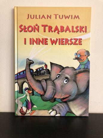 Julian Tuwim Słoń Trąbalski i inne wiersze