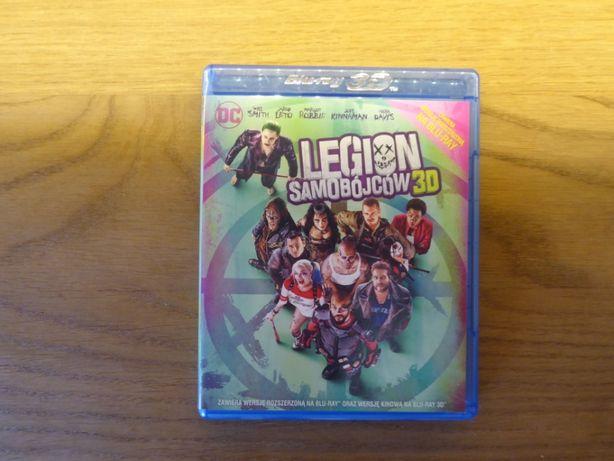 Legion samobójców 3D/2D Blu-ray