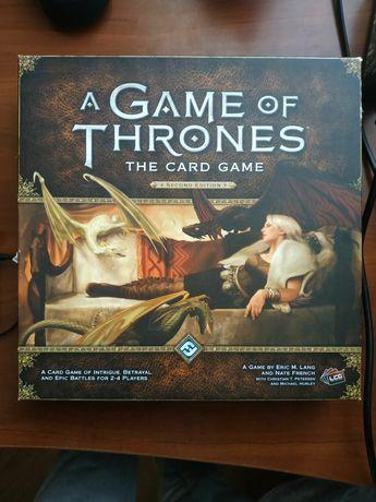 Настольная игра A Game Of Thrones, Игра Престолов
