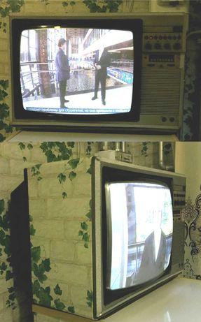 Продам цветной телевизор на запчасти
