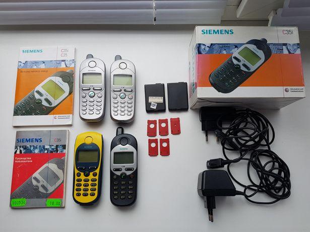 Siemens С35 и Siemens M35 для коллекционеров.