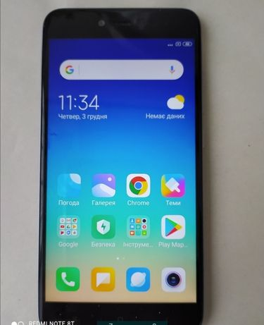 Продам Xiaomi not 5A