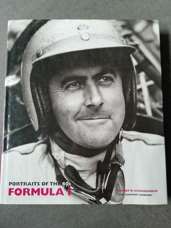 Livro Portraits of the 60's Formula 1