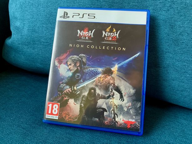 Продам Nioh Collection для PS5