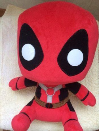 Funko POP Plush Jumbo Marvel Deadpool Toy Figure