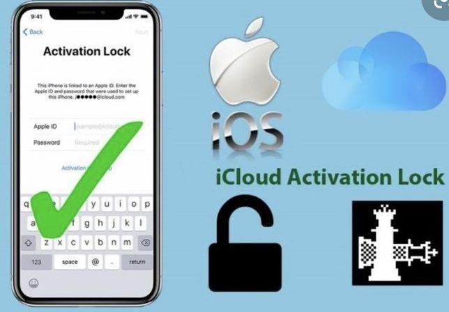 Icloud Bypass/обход блокировки активации разблокировка iPhone