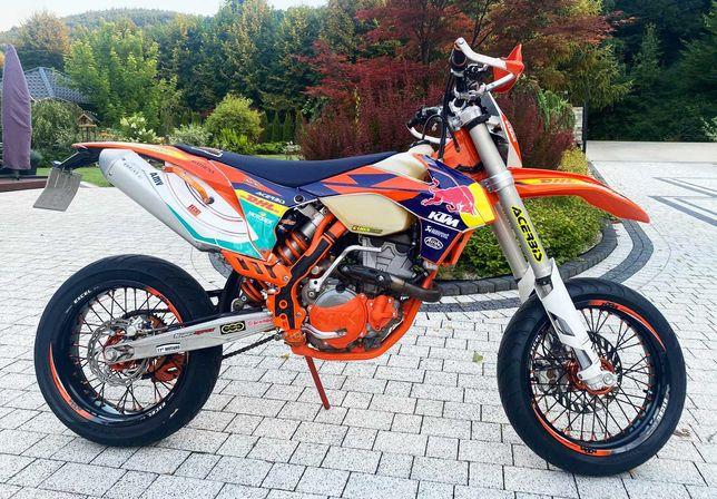 KTM EXC-F 350 zarejestrowany