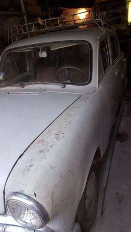 Продам автомобиль Москвич 402 с документами