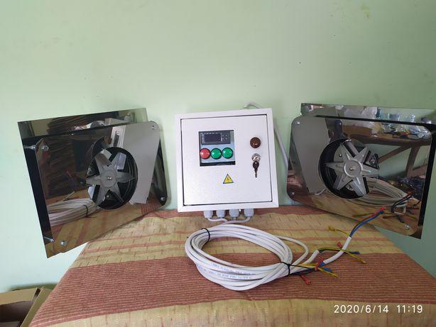 Блок управления ( автоматика ) для конвекционной коптильни от 50 кг