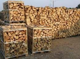 Drewno kominkowe i opałowe - Transport