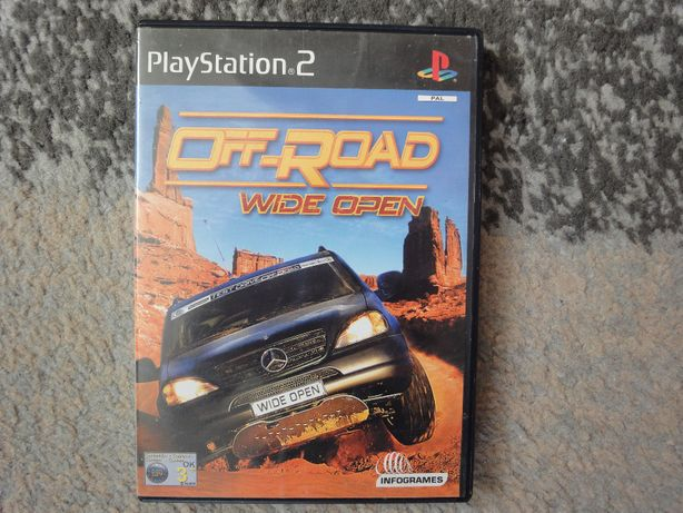 Off-Road: Wide Open - gra na PS2