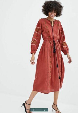 Вишиванка Zara розмір s