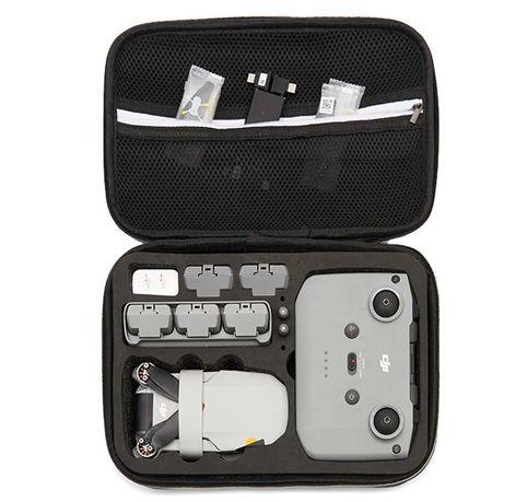 Dji Mini 2 duże etui, case, walizka na drona, kontroler, hub, baterie