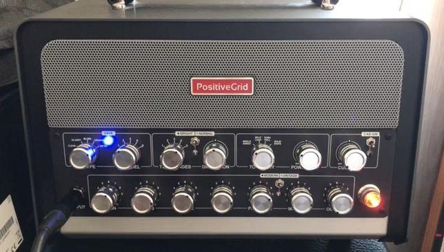 Positive Grid Bias Head amplificador guitarra 300W GARANTIA