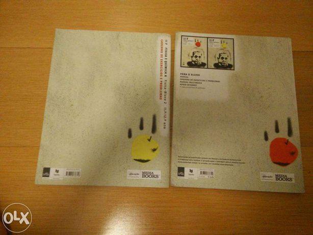 Manual escolar Física 11ano (Manuais +CA + CD)