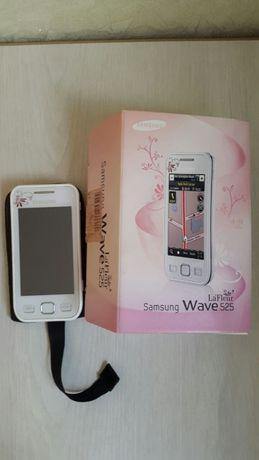 Мобильный телефон смартфон Samsung Wave525 LaFleur сенсорный