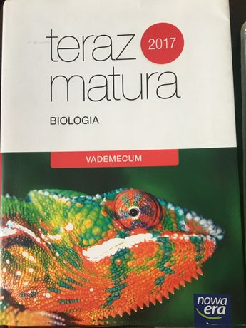 Teraz matura biologia vademecum 2017