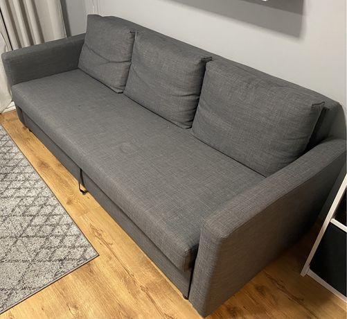 PILNE! Sofa FRIHETEN Ikea -rozkladana 3-osobowa