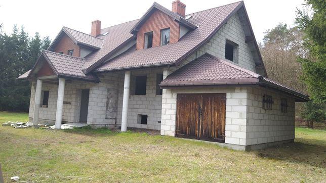 Dom z działką ostrów mazowiecka