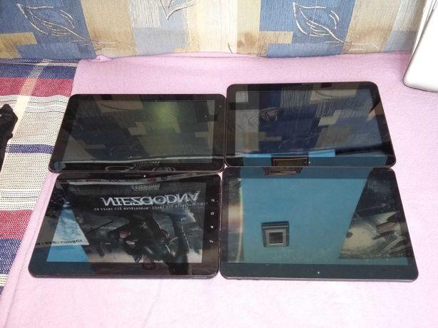 [4szt] ZESTAW 4x Duży Tablet 10' Polaroid Manta 3g