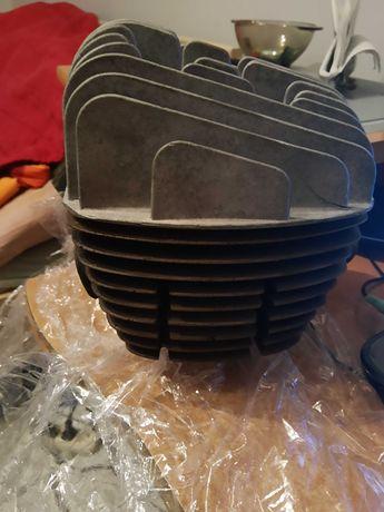 WSK 125 cylinder głowica