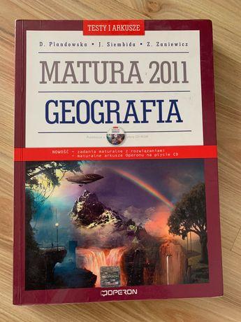 Geografia matura 2011