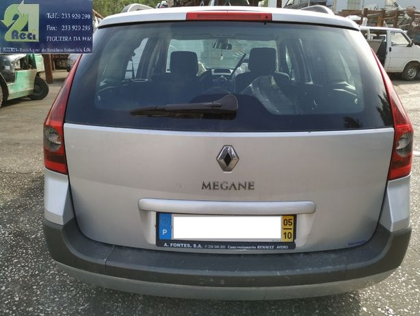 Renault Megane II (combi) de 2005 para Peças