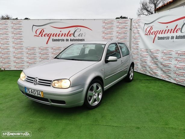 VW Golf 1.9 TDi Highline
